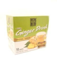 Ranong Tea Instant Original Ginger Drink | Buy Online at the Asian Cookshop
